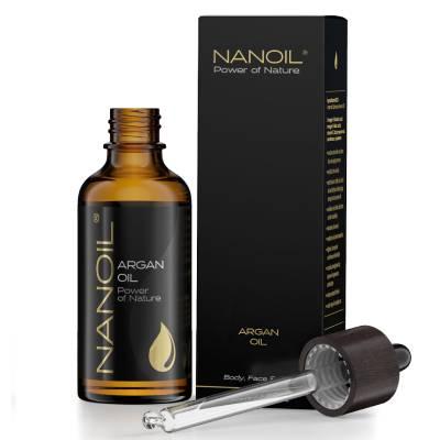 Nanoil Arganöl
