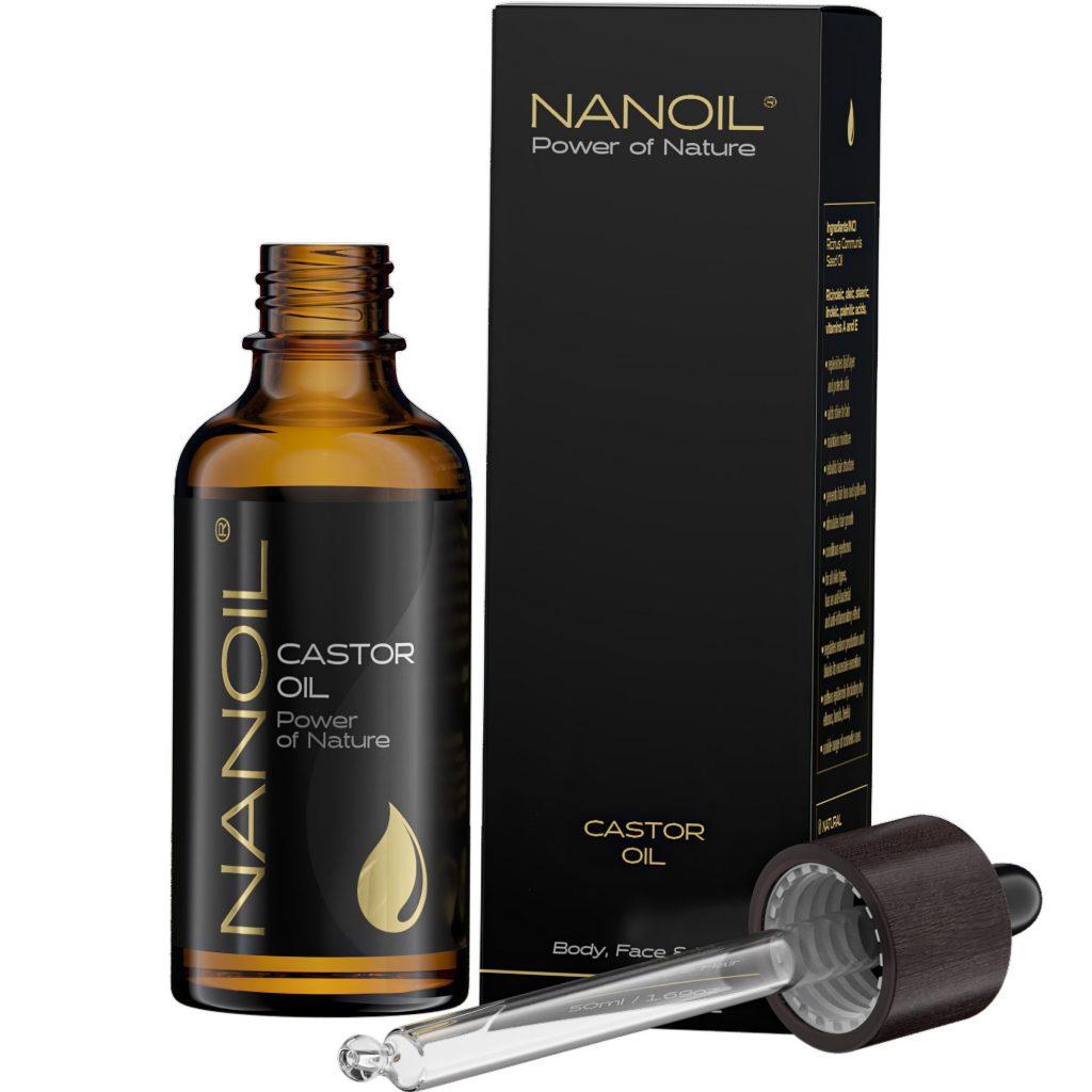 Nanoil Rizinusöl